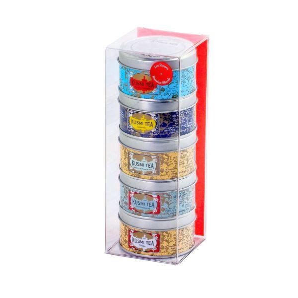 """Kusmi Miniaturen """"Russische Tees"""""""