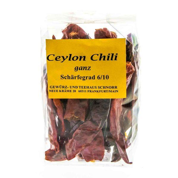 Ceylon Chili - groß