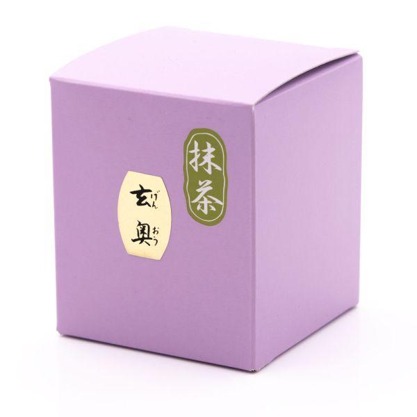Gen-O Matcha aus Uji - Eine Textur wie Seide