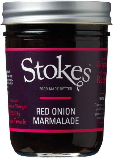 Stokes Red onion Marmelade - Rote Zwiebelmarmelade