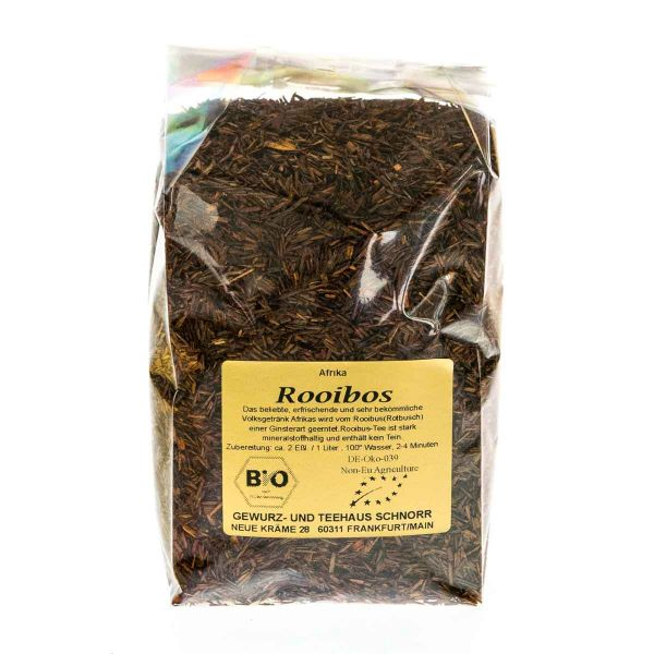 Bio Rooibos klassisch