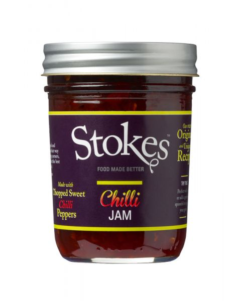 Stokes Chili Jam