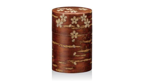 Sakura - Eine japanische Teedose in Größe M