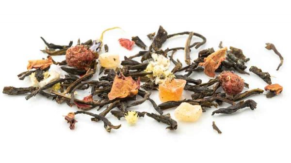 """Weißer Tee """"Tee der langen Freundschaft"""""""