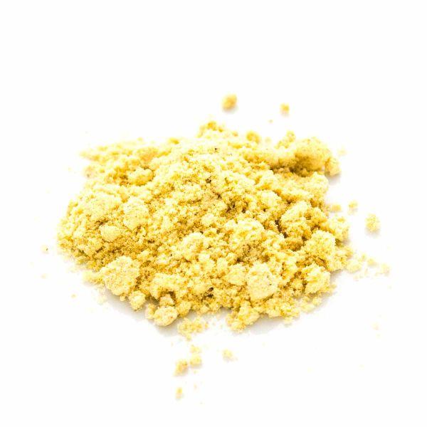 Senfpulver goldgelb
