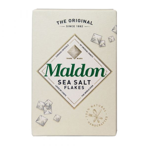 Maldon Seasalt - knusprige Meersalz Flocken
