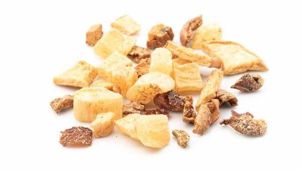 Früchtetee Golden Vanilla - Gold trifft auf die Königin der Gewürze