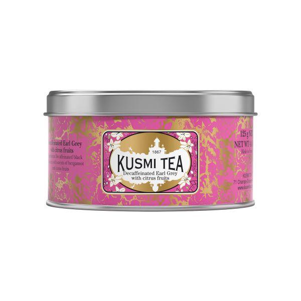 Kusmi Tea Earl Grey entcoffeiniert 125 g