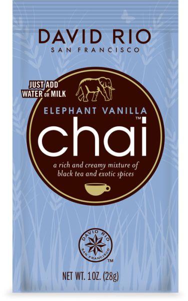 David Rio Elephant Vanilla Sachets 28 g