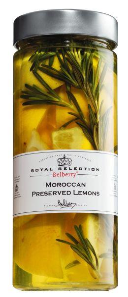 Marokkanische Salzzitronen - Zitronen in Salzlake / Moroccan Preserved Lemon