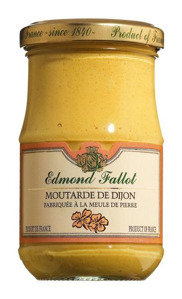 Dijon-Senf scharf