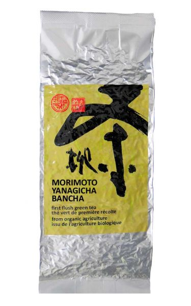 Morimoto Yanagicha Bancha (Bio)