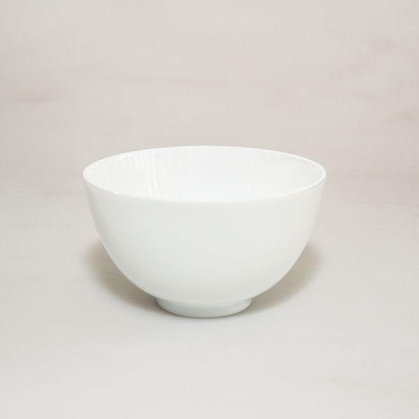 Weiße Teeschale - Kyoko