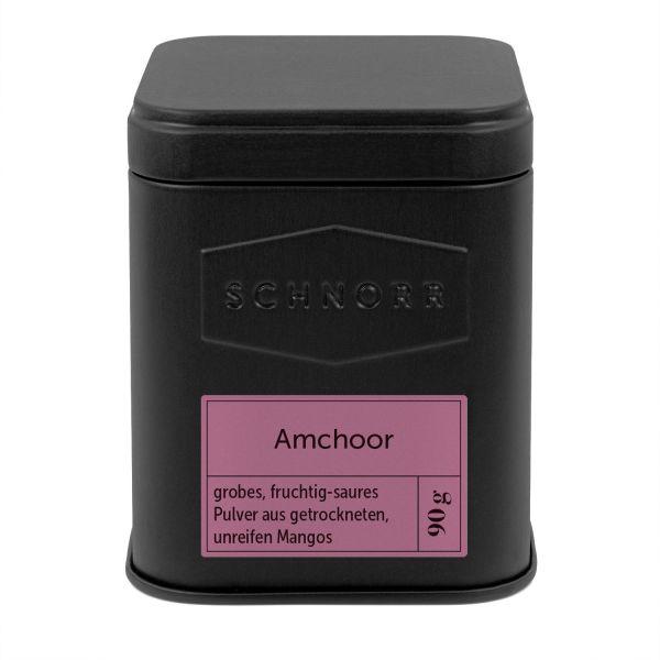 Amchoor Dose