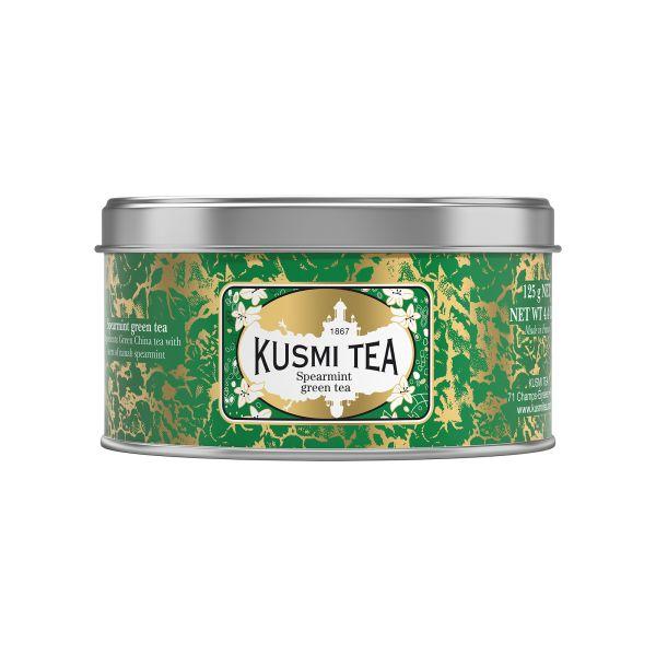 Kusmi Grüner Tee mit Nanah Minze