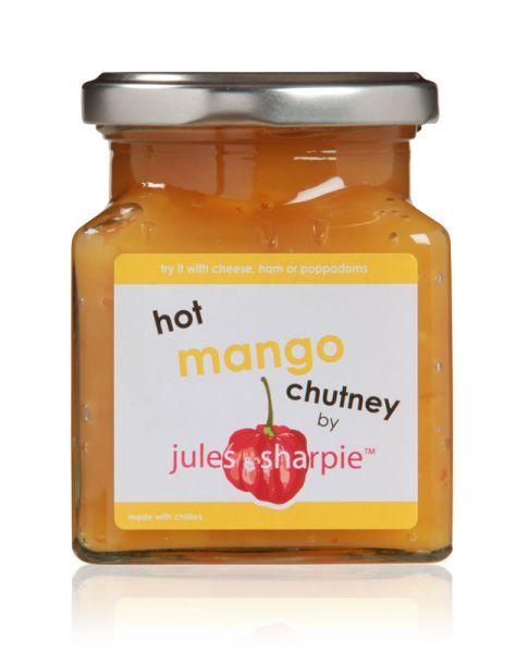 Hot Mango Chutney von Jules & Sharpie