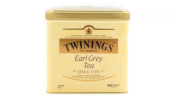 • Twinings Earl Grey in der Dose - Restbestand