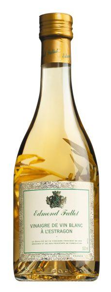 Vinaigre de vin blanc à l'Estragon - Weißweinessig mit Estragon