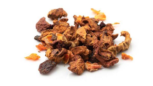 Bio Maracuja Orange Früchtetee - säurearm