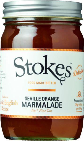 Stokes Seville Orange Marmelade Nr. 7