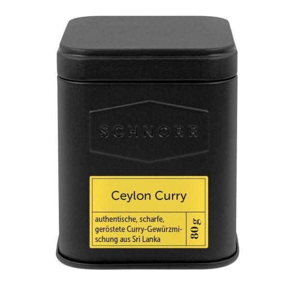 Ceylon Curry Dose