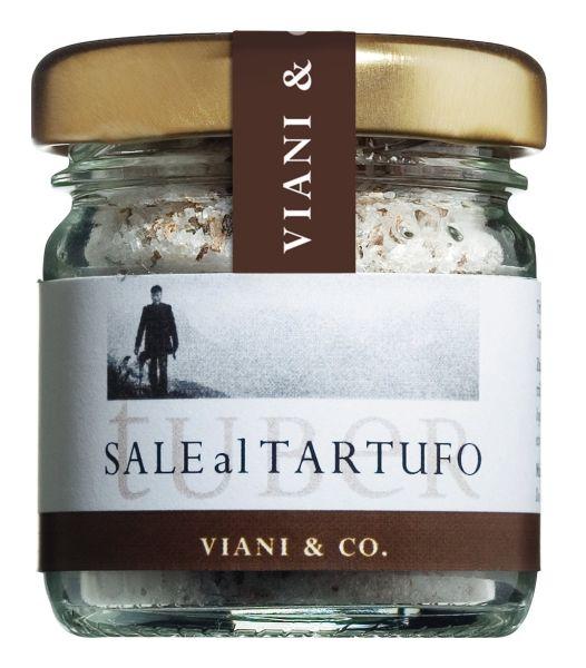 Sale al tartufo - Meersalz mit Trüffelstücken