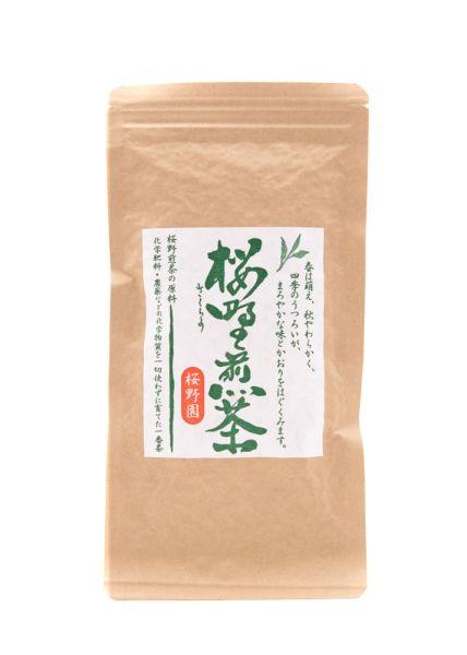 Sakura-No Sencha von Hr. Matsumoto aus Kumamoto