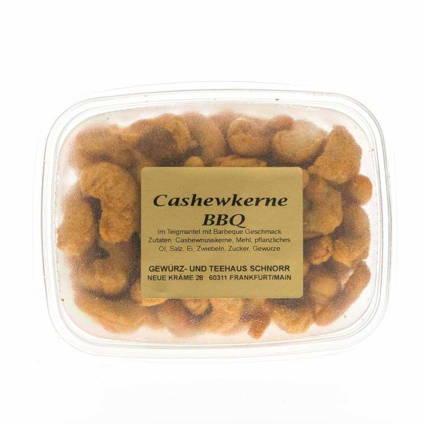 Cashewkerne Barbeque