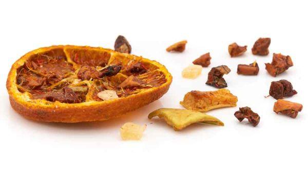 Nikolaus von Myra Apfel & Mandarine Früchtetee