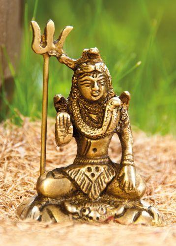 Shiva, Messing, 6 cm