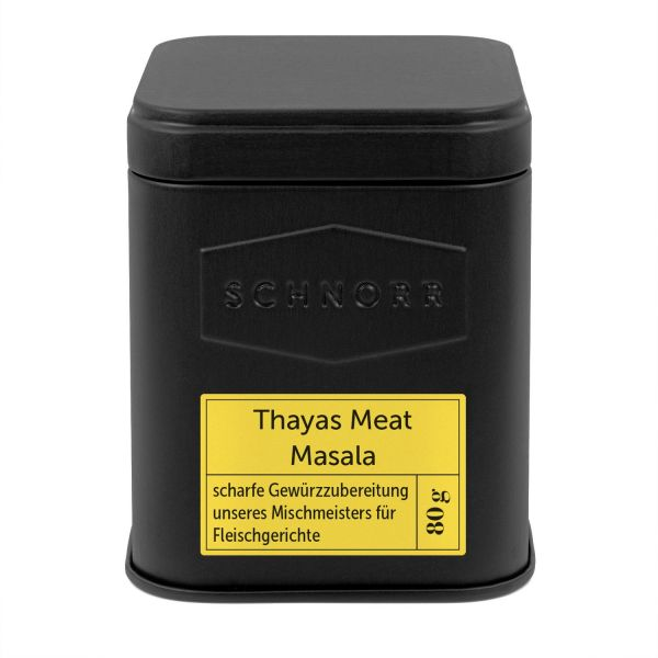 Thayas Meat Masala Dose