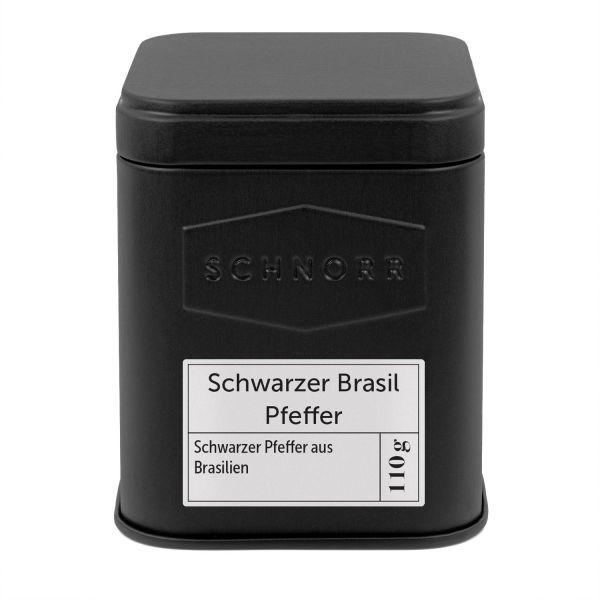 Schwarzer Brasil Pfeffer Dose