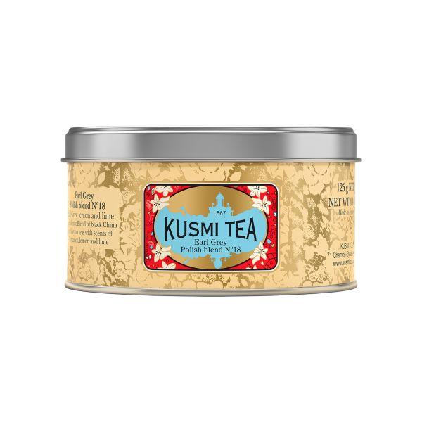 Kusmi Tea Polnischer Earl Grey N° 18
