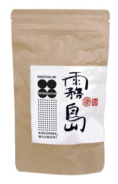 Bio Kirishima Matcha-Iri Genmaicha