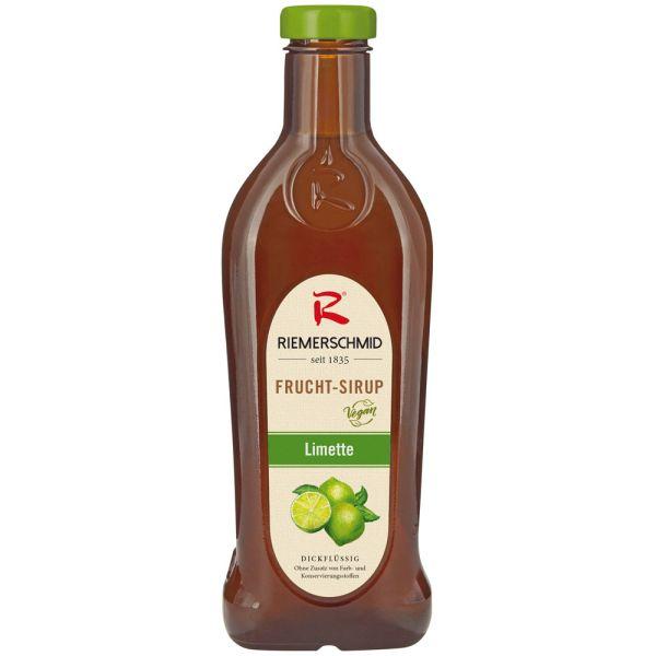 Limetten Frucht-Sirup