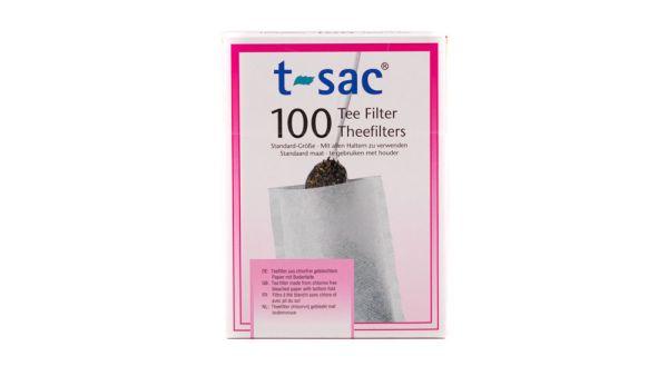 Teefilter t-sac, 100 Stück