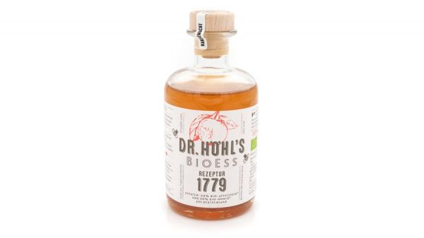Dr. Höhl's BioEss 1779 Rezeptur im Geschenkbeutel - Bio Apfelessig mit Honig