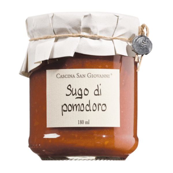 Sugo di pomodoro - Tomatensauce natur