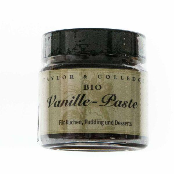 Vanille Paste aus 100% Bourbon Vanille