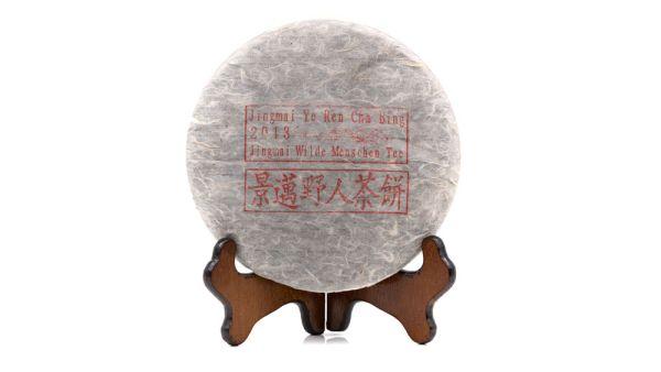 2013 Jingmai Gushu - Wilde Menschen Pu Er
