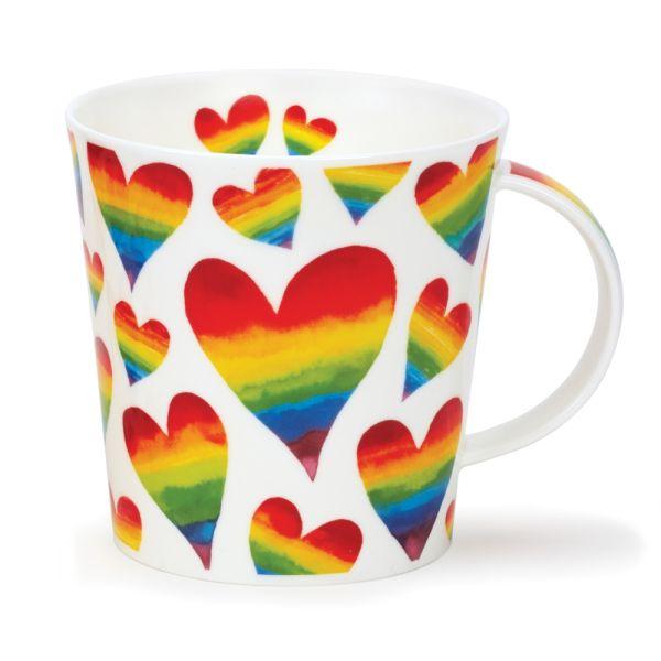Cairngorm Rainbow Hearts 0,48L - Dunoon