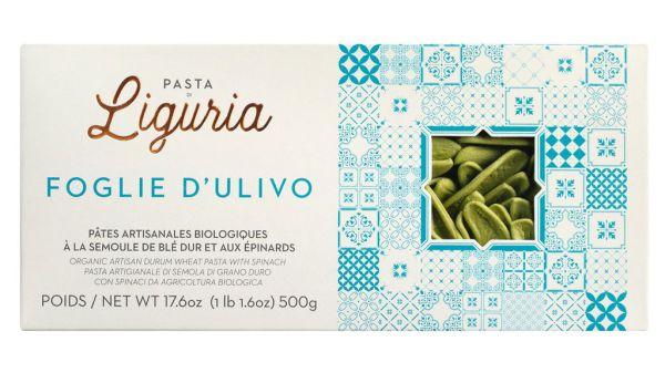 Pasta di Liguria - Foglie d'ulivo Bio