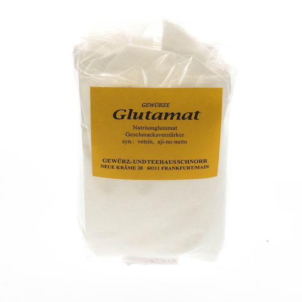 Glutamat - 100 % rein