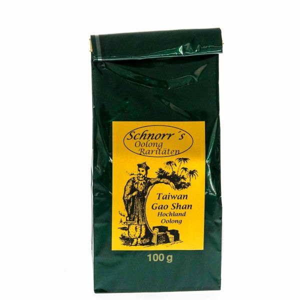 """Gao Shan """"Milky Osmanthus"""" Oolong"""