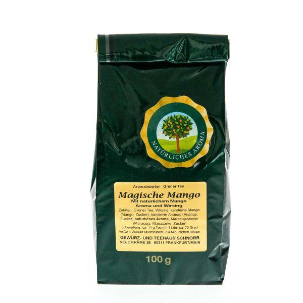 Grüntee Magische Mango