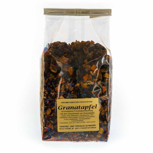 Granatapfel Früchtetee