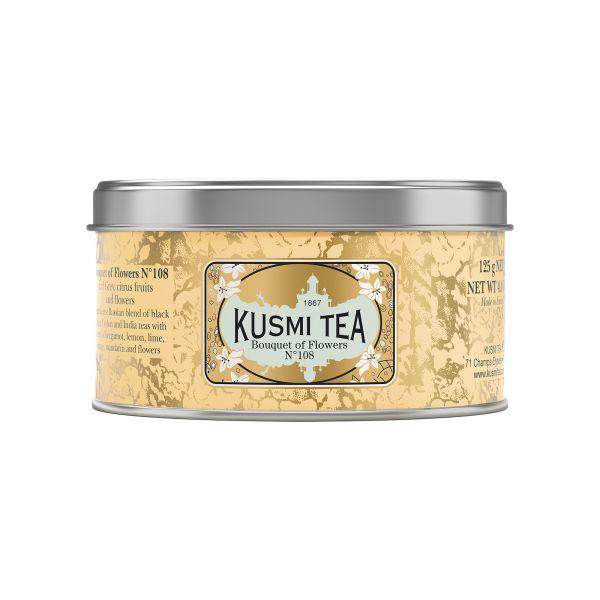 Kusmi Tea Bouquet Fleurs 108