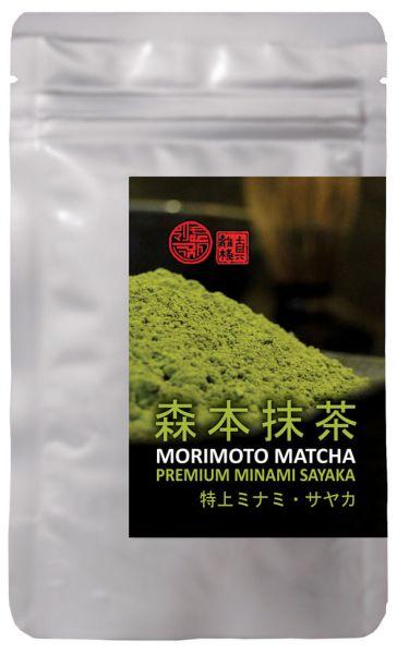 Bio Morimoto Premium Minami Sayaka Matcha