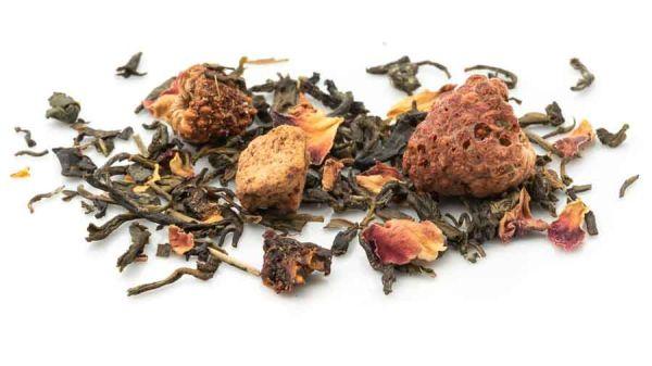Die feuerrote Blume - Tee Mischung