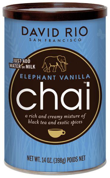David Rio Elephant Vanilla Chai